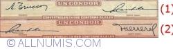 10 Pesos = 1 Condor ND (1947-1958) - 1