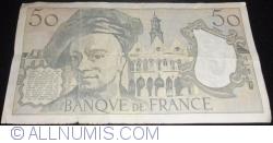Image #2 of 50 Francs 1991