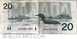 Image #2 of 20 Dollars 1991