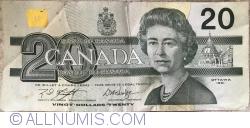 Image #1 of 20 Dollars 1991