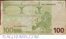 100 Euro 2002 N (Austria )