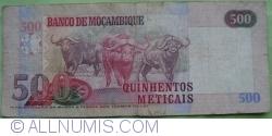 500 Meticais 2006 (16. VI.)