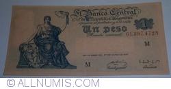 Image #1 of 1 Peso L.1947 (1948-195151) - 1
