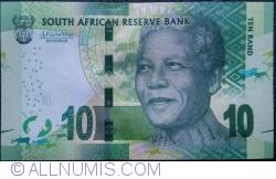 10 Rand ND (2013-2016) - 2