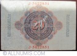20 Mark 1914 (19. II.) - W