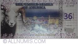 Image #2 of 36 Dollars 2016 - Nevada