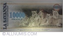 10,000 Francs 2016