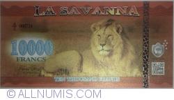 10 000 Francs 2016
