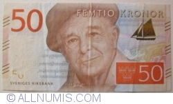 Image #1 of 50 Kronor ND (2015)