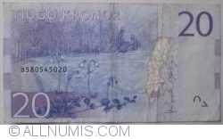 Image #2 of 20 Kronor ND (2015)