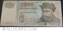 Imaginea #1 a 2000 Forint 2005