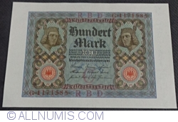 Image #1 of 100 Mark 1920 (1. XI.) - C