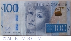 Image #1 of 100 Kronor ND(2016)