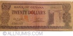 20 Dollars ND (1983)