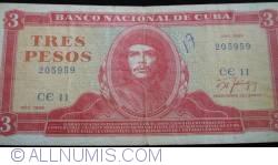 Image #1 of 3 Pesos 1989