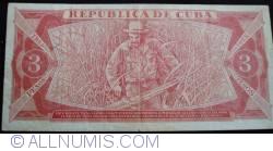 Imaginea #2 a 3 Pesos 1989