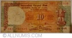 Image #1 of 10 Rupees ND (1992) - signature S. Venkitaramanan