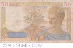 50 Francs 1937 (13. V.)