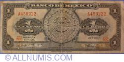 Image #1 of 1 Peso 1967 (10. V.) - Serie BDC