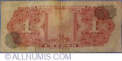 Image #2 of 1 Peso 1967 (10. V.) - Serie BDC