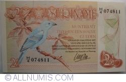 2 1/2Gulden 1985 (1. XI.)
