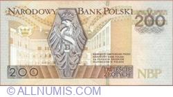 200 Zlotych 1994 (25. III.)