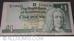 Imaginea #1 a 1 Pound 1990 (19. XII.)