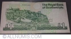 Imaginea #2 a 1 Pound 1990 (19. XII.)