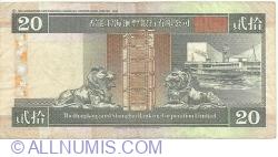 Image #2 of 20 Dollars 1995 (1. I.)