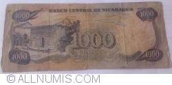 Image #2 of 1000 Cordobas L. 1984 (1985)