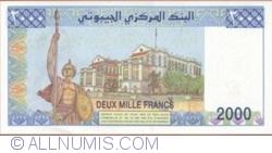 2000 Francs ND (2005)