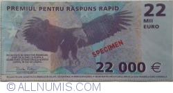 Image #1 of 22,000 Euro