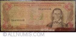 Imaginea #1 a 5 Pesos Oro 1990