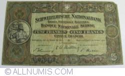Image #1 of 5 Franken 1949 (20. I.)
