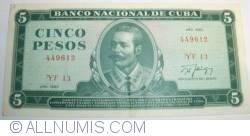 5 Peso 1990