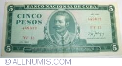 Image #1 of 5 Peso 1990