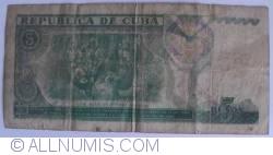 5 Pesos 1991