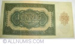 Image #2 of 50 Deutsche Mark 1948