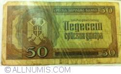 50 Dinara 1942  (1. V.)