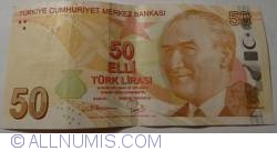 Image #1 of 50 Lira 2009 (2013)