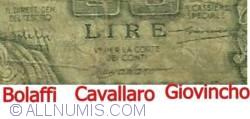 50 Lire 1951 (31. XII.)