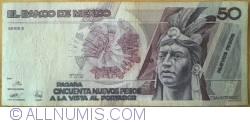 Image #1 of 50 Nuevos Pesos 1992 (31. VII.)