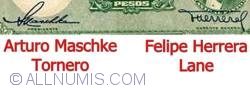 50 Pesos = 5 Condores ND(1958-1959)