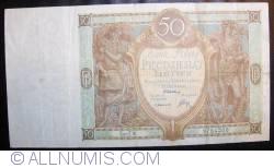50 Zlotych 1929 (1. IX.)