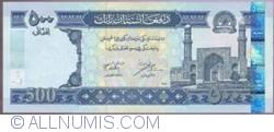 Image #1 of 500 Afghanis 2002 (SH 1381 - ١٣٨١)