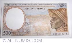500 Francs (20)00