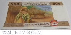 Image #1 of 500 Francs 2002