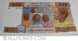 Image #2 of 500 Francs 2002