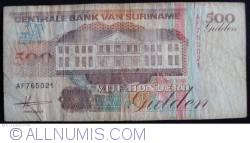 Image #1 of 500 Gulden 1991 (9. VII.)