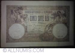 500 Lei 1919  (26. IV.)